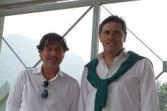 Paolo Poggi e Alessandro Calori