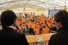 Alunni Scuola Primaria a Lauco 2012