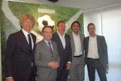 Antognoni-Cudicio-Cacitti-Bertotto-Mecchia (2012)