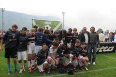 Padova Vincitore Torneo Parco 2012